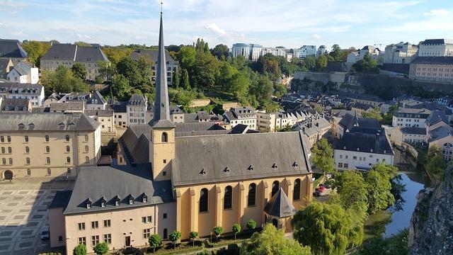 ルクセンブルクの地区、治安