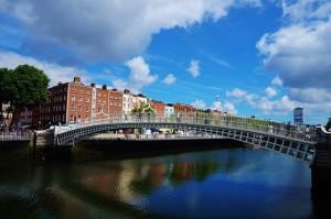 アイルランド都市:ダブリンはこんなところ(地区・治安)