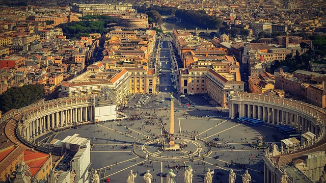 イタリア(ローマ)の地区治安