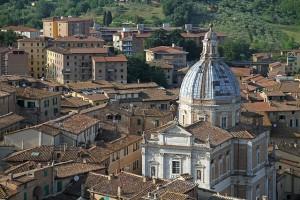 イタリア(シエナ)の地区治安