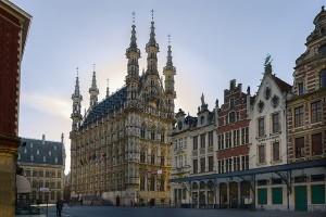 ベルギー(ルーヴェン)の地区治安