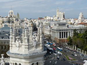 スペイン(マドリード)の地区治安